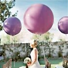 "36"" Inch Colorful Big Large Giant Ballons Latex Wedding Party Helium Decoration"