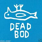 DEAD BOD Ladies T-SHIRT Hull Pongo Clem Wear® tee bird Humber culture city 6 20