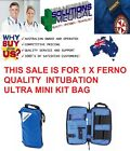 FERNO 5130 INTUBATION ULTRA MINI KIT BAG ONLY NO CONTENTS QUALITY ITEM