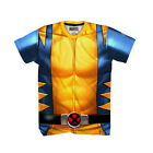 Marvel X-Men Wolvey Chest Sublimated Mens Costume T-Shirt