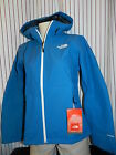 NWT The North Face KIMMIE Hyvent Rain Jacket Women's Blue Sz S,M $300