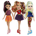 Childrens Moxie Girlz Fruity Stylez Fashion Modern Play Doll Toy For Ages 3+ New