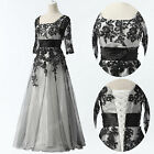 PLUS SIZE 20 22 24 26  Wedding Formal Gowns Evening Prom Party Masquerade Dress