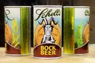 Schell's Bock Beer S/S Can ((( 1979 DATE WHITE GOAT ))) New Ulm Minnesota 103