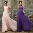 Elegant Formal Long Lace Women Prom Evening Party Bridesmaid Wedding Maxi Dress