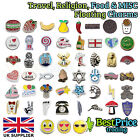 BEST QUALITY Floating Charm For Living Memory Locket FOOD RELIGION MISC TRAVEL 2