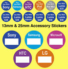 Mobile Phone / Gadget / Tech / iPad Accessory Stickers / Labels