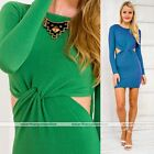 New Womens Summer Sexy Bodycon Casual Party Evening Cocktail Short Mini Dress