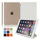 Luxury Magnetic Smart Flip Cover Stand Genuin TKOOFN Leather Case For iPad Model