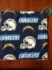 San Diego Chargers Security Blanket 10 x 10