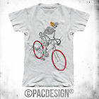 MEN'S T-SHIRT BIKE BIKE VINTAGE INDIE HIPSTER FIXED GEAR WHY SO VINTAGE DK0232A