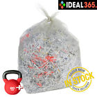 Heavy Duty Clear Compactor Sacks Rubbish Waste Refuse Bin Liner Bags 20x34x47