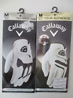 Callaway golf glove cabretta leather Right Hand Men's Medium Tech or Authentic