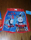 THOMAS And FRIENDS 2T Boys Polyester Swim Trunks Short NWT