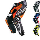 Oneal Element 2016 Shocker Motocross Pants Hip Protectors Lightweight Breathable