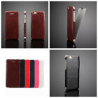 "For Apple iPhone6 4.7""/6S Luxury Ultra Slim Leather Flip Up-Down Open Case Cover"