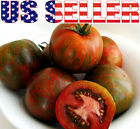 30+ ORGANICALLY GROWN Black Zebra Cherry Tomato Seeds Heirloom NON GMO RARE USA
