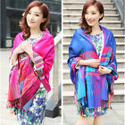 new winter fashion National wind  prevented bask in overlength shawl scarf