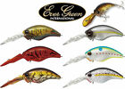 EVERGREEN INTERNATIONAL WH-8 CRANKBAIT WILD HUNCH DIVES TO 10' select colors