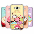 HEAD CASE CUPCAKE HAPPINESS SOFT GEL CASE FOR SAMSUNG GALAXY J7