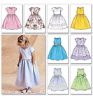 Butterick Childrens Sewing Pattern 3350 Bridesmaid Dress