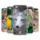 HEAD CASE FAMOUS ANIMALS SOFT GEL CASE FOR APPLE iPOD TOUCH 6G 6TH GEN