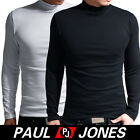Cheap Long Sleeve New Men Comfort Casual T-Shirt Tops Slim Fit Basic Tee XS S M+