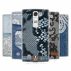 HEAD CASE DESIGNS JEANS AND LACES HARD BACK CASE FOR LG MAGNA