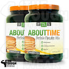 SDC NUTRITION - ABOUT TIME PROTEIN PANCAKE MIX  - 2 FLAVORS
