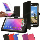 Acer Iconia One 8 (B1-820 / B1-821) Slim PU Leather Flip Case Cover & Stand