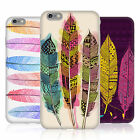 HEAD CASE AZTEC FEATHERS SOFT GEL CASE FOR APPLE iPHONE 6S PLUS