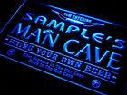 """Sign Design Signs Bar Your Own Light Sign Custom 12"""" x 8.5"""" Neon Sign LED S-02"""