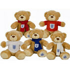 OFFICIAL LICENSED ENGLAND TEDDY BEAR GIFT SOUVENIR PLUSH SOFT GIFT CUTE FOOTBALL