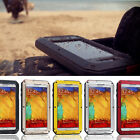 Shockproof Aluminum Gorilla Glass Metal Case Cover For Samsung Galaxy Note 3 iYs