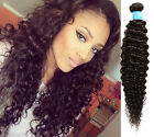 Real Human Hair Extension Black Jerry Curly 50g/pc Grade 6A Peruvian Haar Weave