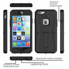 Defender Waterproof ShockProof Hybrid Phone Case Cover For iPhone 6 6S Plus New