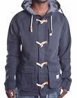 Vans Men's Anchorage Button Loop Zip Hoodie Jacket