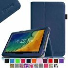 "Leather Case Cover For 10.1"" Android Tablet Alldaymall Dragon Touch TouchTab 10"