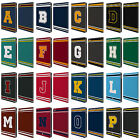 HEAD CASE DESIGNS COLLEGE VARSITY LEATHER BOOK WALLET CASE COVER FOR APPLE iPAD
