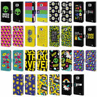 HEAD CASE DESIGNS POP TRENDS LEATHER BOOK WALLET CASE COVER FOR SAMSUNG PHONES 2