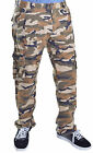 Ecko Unltd. Men's Camo Twill Cargo Pants Choose Size
