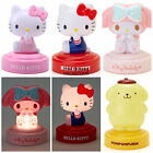 JAPAN SANRIO HELLO KITTY MY MELODY POM POM PURIN CARTOON LIGHT