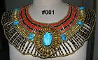 Egypt Egipto Египет Ägypten Queen Cleopatra style Pharaoh's Necklace/Collar