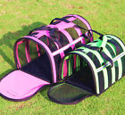 Portable Pets Dog Cat Rabbit Carriers Travel Kennel Crate Cage Carry Bag Oxford