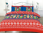 Luxury   Merry Christmas Duvet Cover Pillow Case Bedding Set in Single Double