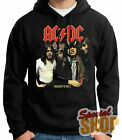 "SUDADERA CON CAPUCHA""ACDC-AC/DC HIGWAY TO HELL HARD ROCK-METAL""HOODIE,24/72 h"