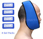 Reusable Hot Cold Gel Ice Pack Heat Therapy Wrap First Aid Kit Back Pain Relief фото