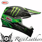 BELL NEW 2016 MX-9 PRO CIRCUIT MONSTER MOTO-X MX MOTORBIKE MOTORCYCLE HELMET