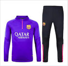 Fashion Men's Football Sports jacket Soccer Jerseys coat Real training Tracksuit