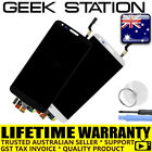 NEW LG G2 D802 LCD Digitizer Touch Screen Assembly Replacement black or white